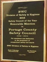 Honorable Mention Award - May 2, 2016