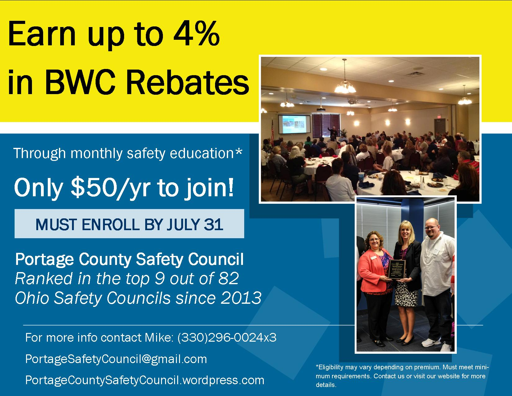 Portage County Safety Council A Forum For Workplace Safety - Top us counties for education