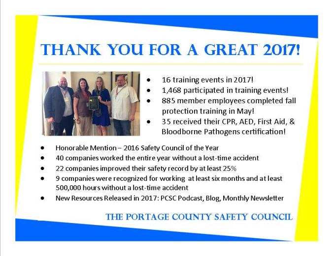 2017 Highlights (Flyer)