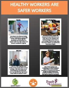 Healthy Workers (25 percent)